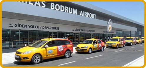 Bodrum Airport Taxi